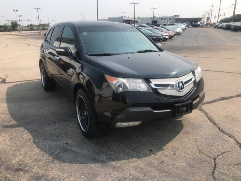 Pre-Owned 2008 Acura MDX Sport/Entertainment Pkg