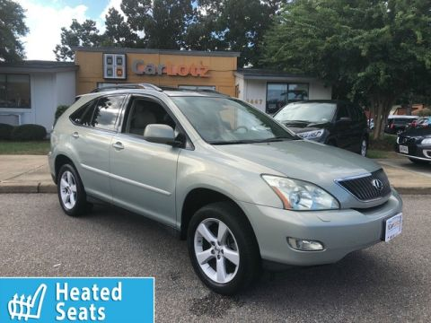 Pre-Owned 2007 Lexus RX 350 AWD