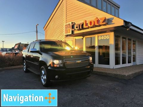 2013 Chevrolet Avalanche LTZ With Navigation