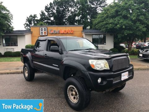 Pre-Owned 2006 Toyota Tacoma Double Cab V6 4WD