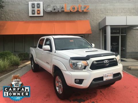 Pre-Owned 2012 Toyota Tacoma