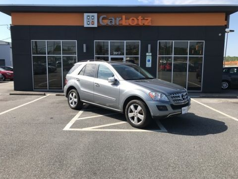 2011 Mercedes-Benz M-Class ML 350 AWD