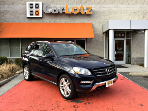 2015 Mercedes-Benz M-Class ML 350 AWD