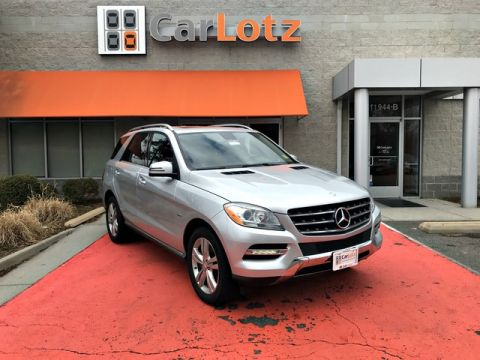 2012 Mercedes-Benz M-Class ML 350 AWD