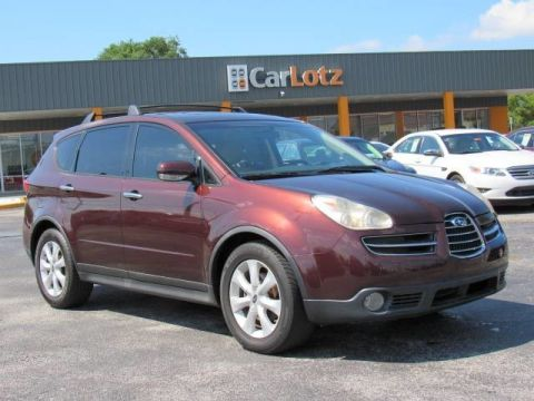 Pre-Owned 2006 Subaru B9 Tribeca 5-Pass