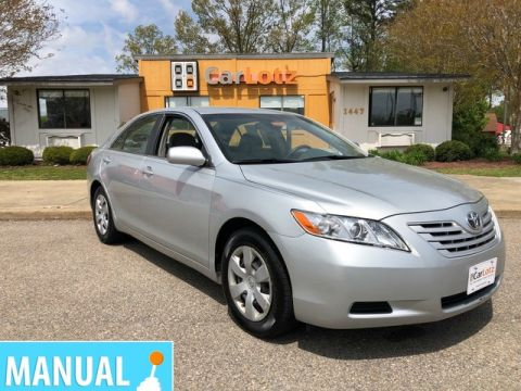 Pre-Owned 2007 Toyota Camry CE