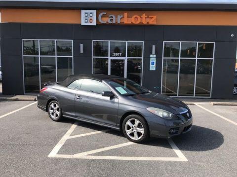 2007 Toyota Camry Solara SE Sport Front Wheel Drive Coupe