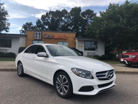 Pre-Owned 2016 Mercedes-Benz C-Class C 300 Sport