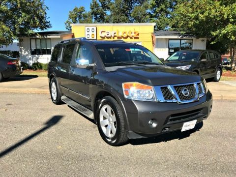 Pre-Owned 2012 Nissan Armada SL