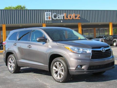 2015 Toyota Highlander LE Plus AWD