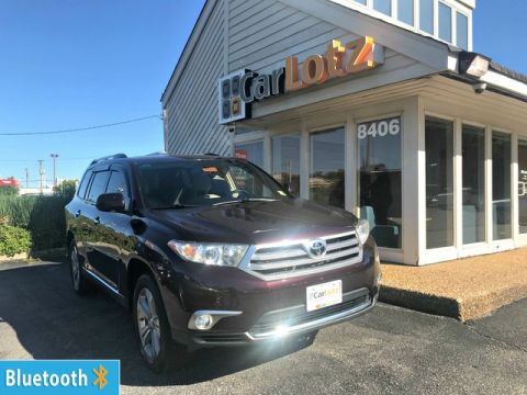 Pre-Owned 2012 Toyota Highlander Limited AWD