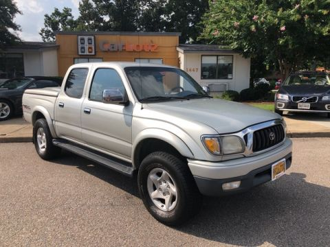 Pre-Owned 2001 Toyota Tacoma Double Cab V6 4WD