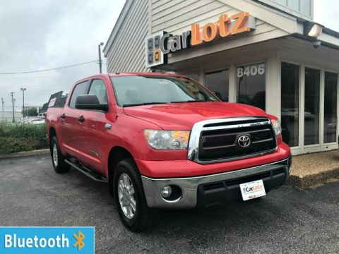 Pre-Owned 2011 Toyota Tundra 4WD