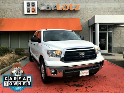 Pre-Owned 2011 Toyota Tundra 2WD Truck