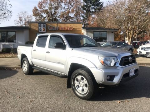 Pre-Owned 2013 Toyota Tacoma TRD 4WD