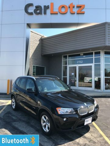 Pre-Owned 2012 BMW X3 28i