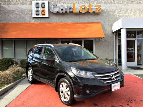 2012 Honda CR-V EX-L Four Wheel Drive SUV