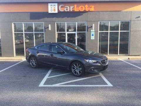 2015 Mazda6 i Grand Touring With Navigation
