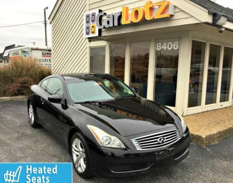 Pre-Owned 2010 INFINITI G37 Coupe x
