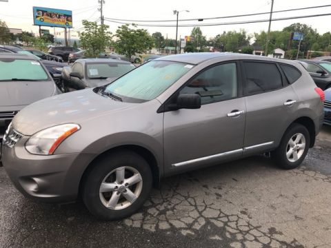 2012 Nissan Rogue S Front Wheel Drive SUV