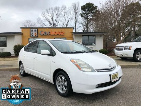 2008 Toyota Prius 4-Door Liftback Front Wheel Drive Sedan