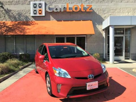 2015 Toyota Prius Two Front Wheel Drive Hatchback