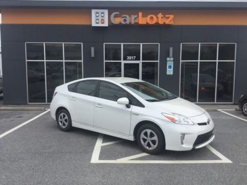2014 Toyota Prius Two Front Wheel Drive Hatchback