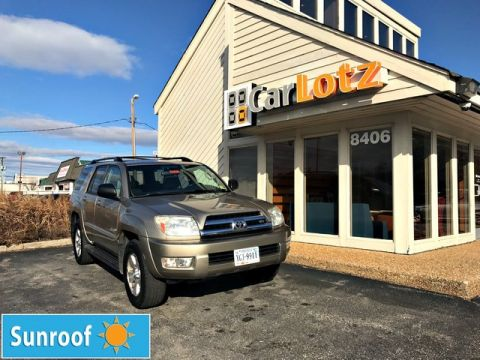 2005 Toyota 4Runner SR5 Sport Four Wheel Drive SUV