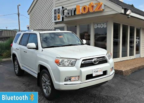 Pre-Owned 2010 Toyota 4Runner Limited