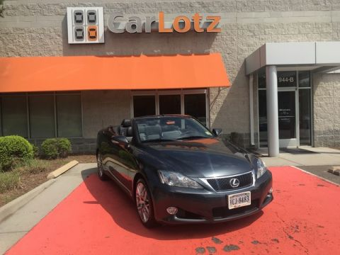 2010 Lexus IS 250C  With Navigation