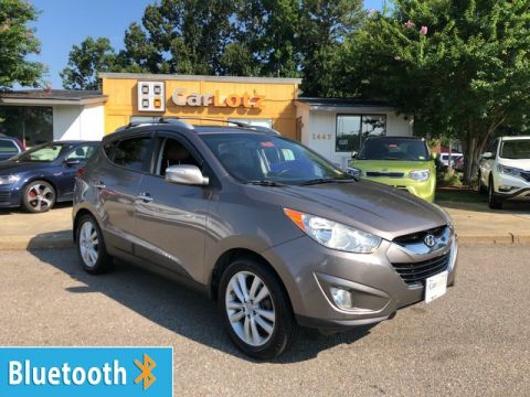 Pre-Owned 2012 Hyundai Tucson Limited