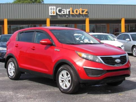 Pre-Owned 2011 Kia Sportage Base