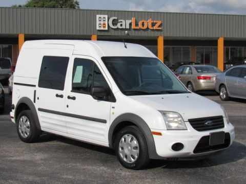 Pre-Owned 2012 Ford Transit Connect XLT