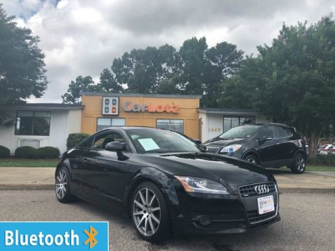 Pre-Owned 2010 Audi TT 2.0T Premium Plus