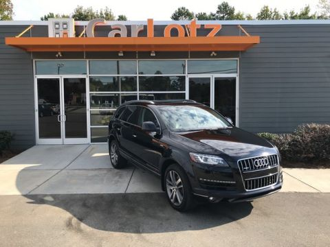 Pre-Owned 2013 Audi Q7 3.0T Premium Plus