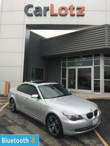 Pre-Owned 2008 BMW 5 Series 528xi