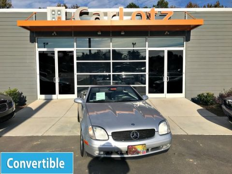 Pre-Owned 2000 Mercedes-Benz SLK Kompressor