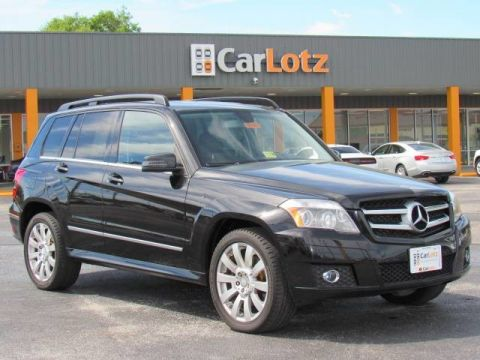 2011 Mercedes-Benz GLK GLK 350 AWD