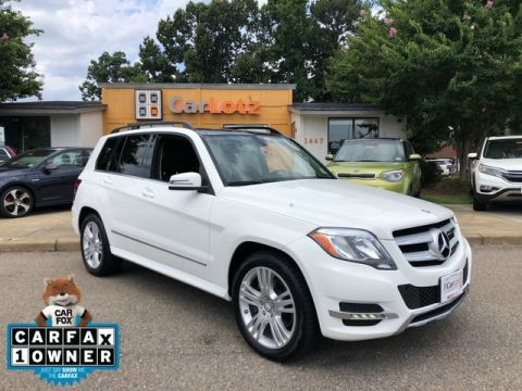 Pre-Owned 2015 Mercedes-Benz GLK 350