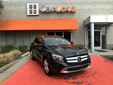 2015 Mercedes-Benz GLA GLA 250 AWD