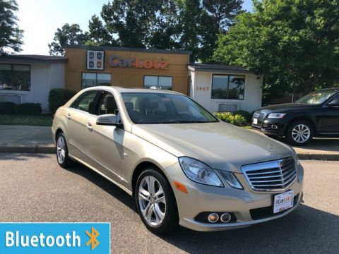 Pre-Owned 2011 Mercedes-Benz E-Class E 350 Luxury BlueTEC®