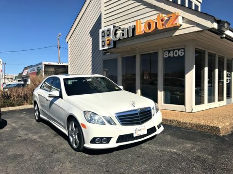 2010 Mercedes-Benz E-Class E 350 Luxury AWD