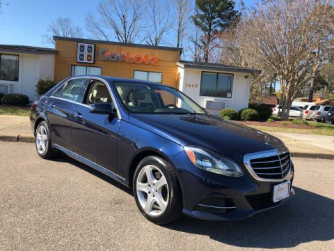 2014 Mercedes-Benz E-Class E 350 Luxury AWD