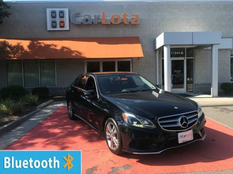 Pre-Owned 2014 Mercedes-Benz E-Class E 250 BlueTEC® Sport