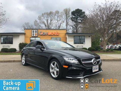 Pre-Owned 2016 Mercedes-Benz CLS 400