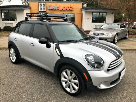 Pre-Owned 2012 MINI Cooper Countryman