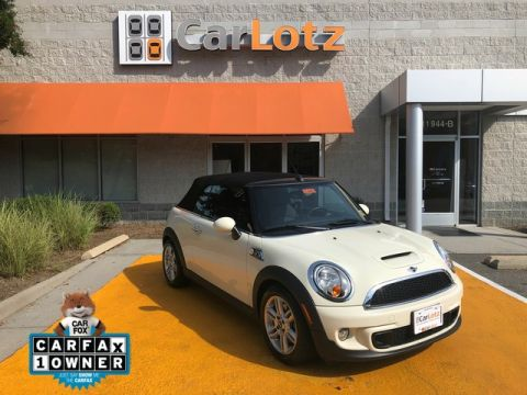 Pre-Owned 2012 MINI Cooper Convertible S