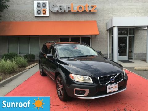 Pre-Owned 2012 Volvo XC70 3.0L T6
