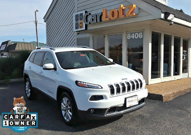 Pre-Owned 2015 Jeep Cherokee Limited