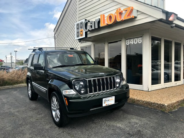 Pre-Owned 2012 Jeep Liberty Limited Jet